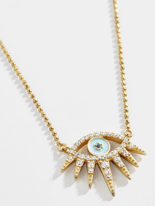 BaubleBar Tali 18K Gold Vermeil Necklace