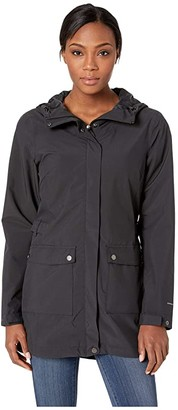Columbia Here and Theretm Trench Jacket (Flint Grey) Women's Coat