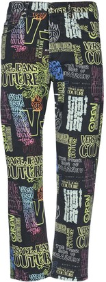Versace Denim pants