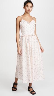 Naya Rea Martina Padded Dress