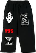 Kokon To Zai Patches shorts