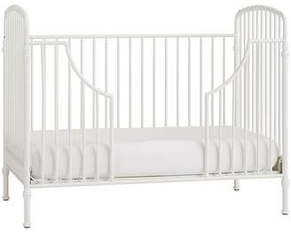 Pottery Barn Kids Savannah Toddler Bed Conversion Kit, Simply White