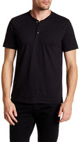 Public Opinion Short Sleeve Henley