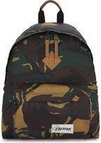 Eastpak Pakr camouflage nylon backpack