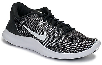 sale retailer 33785 77ded FLEX RUN 2018 women's Sports Trainers (Shoes) in Black