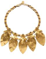 Tory BurchTory Burch HAMMERED STATEMENT COLLAR NECKLACE