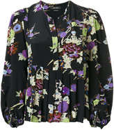Isabel Marant floral print Ivia blouse - women - Silk - 36