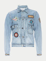 Frame L'homme Pleated Jacket Patch