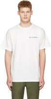 Saturdays Nyc Ivory les Samedis T-shirt