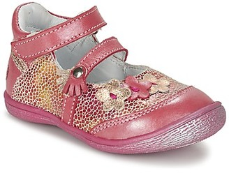 GBB PIA girls's Shoes (Pumps / Ballerinas) in Pink