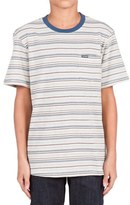 Volcom 'Bledsoe' Stripe T-Shirt (Toddler Boys & Little Boys)