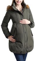 Loden Down Maternity Anorak Jacket
