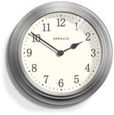Newgate The Nantucket Clock Burnished Steel