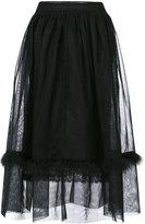 Simone Rocha tulle skirt - women - Polyester/Viscose - 6