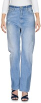 Dondup Denim pants - Item 42580386