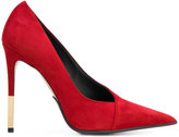 Balmain Agnes pumps - women - Leather/Kid Leather - 36.5