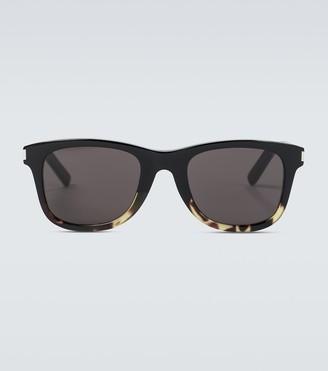 Saint Laurent Tortoiseshell acetate sunglasses