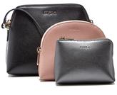 Furla Women's Boheme XL 3 in 1 Pouch Onyx