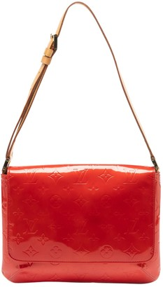 Louis Vuitton Thompson Red Patent leather Handbags