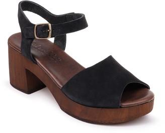 Splendid Hoover Suede Sandal