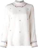 Vilshenko Larissa Frame blouse - women - Silk - 8