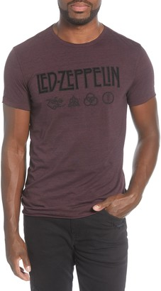 John Varvatos x Led Zeppelin Symbols Graphic T-Shirt