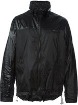 Givenchy two-tone padded jacket - men - Calf Leather/Polyamide/Polyester - S