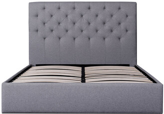 Calibre Furniture Cheshire Bed Grey King