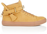 Buscemi Men's 100MM Nubuck Sneakers-TAN