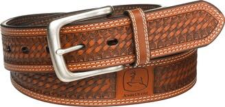 John Deere Men's 38mm Belt