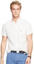 Denim & Supply Ralph Lauren One Pocket Short Sleeve Shirt, Sky Star