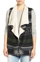 Steve Madden Women's 'Western Spirit' Blanket Vest