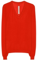 Rick Owens Cashmere V-neck sweater