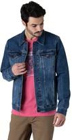 Izod Men's Saltwater Stretch Denim Jacket