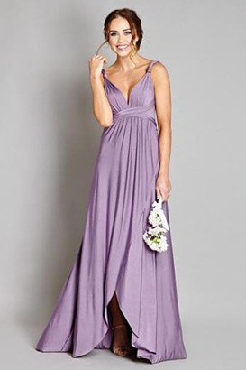 In One Clothing Multiway Wrap Maxi Dress