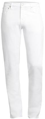 Pt01 Stretch-Cotton Straight-Leg Jeans