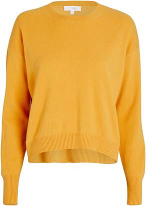 Intermix Celine Cashmere Crewneck Sweater