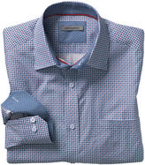 Johnston & Murphy Cotton Print Shirt
