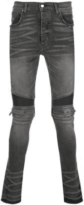 Amiri Biker Skinny Jeans