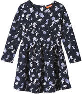 Joe Fresh Toddler Girls' Long Sleeve Dress, JF Midnight Blue (Size 5)