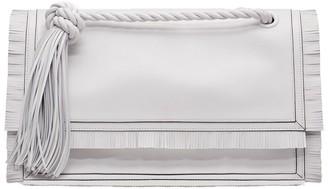 Valentino Fringed Tote Bag