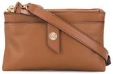 MICHAEL Michael Kors double-zip logo shoulder bag