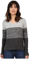 U.S. Polo Assn. Gradient Striped Sweater