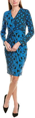 London Times Sheath Dress