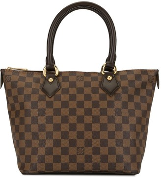 Louis Vuitton pre-owned Saleya PM tote