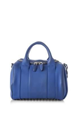 Alexander Wang Rockie Blue Leather Handbags