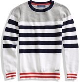 GUESS Striped Crewneck Sweater (7-18)