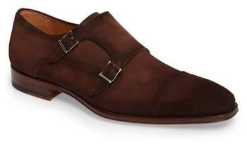 Magnanni Easton Double Monk Strap Shoe