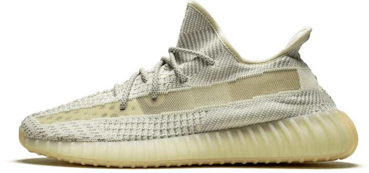 Adidas Yeezy Boost 350 V2 'Lundmark - Reflective' Shoes - Size 4