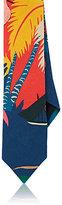 Valentino Men's Tropical-Print Necktie